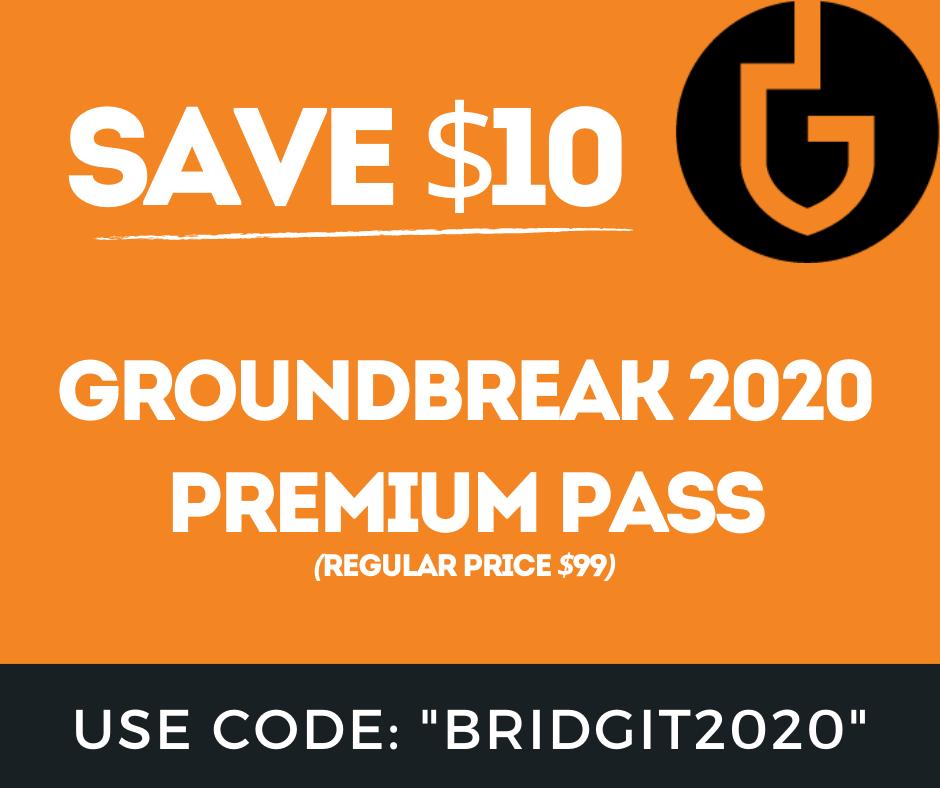 Bridgit Grounbreak Coupon Code.png
