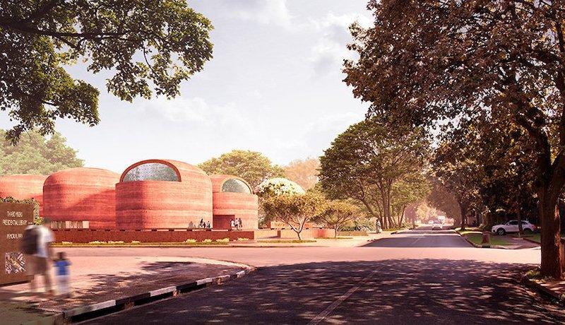Thabo Mbeki Presidential Library street view